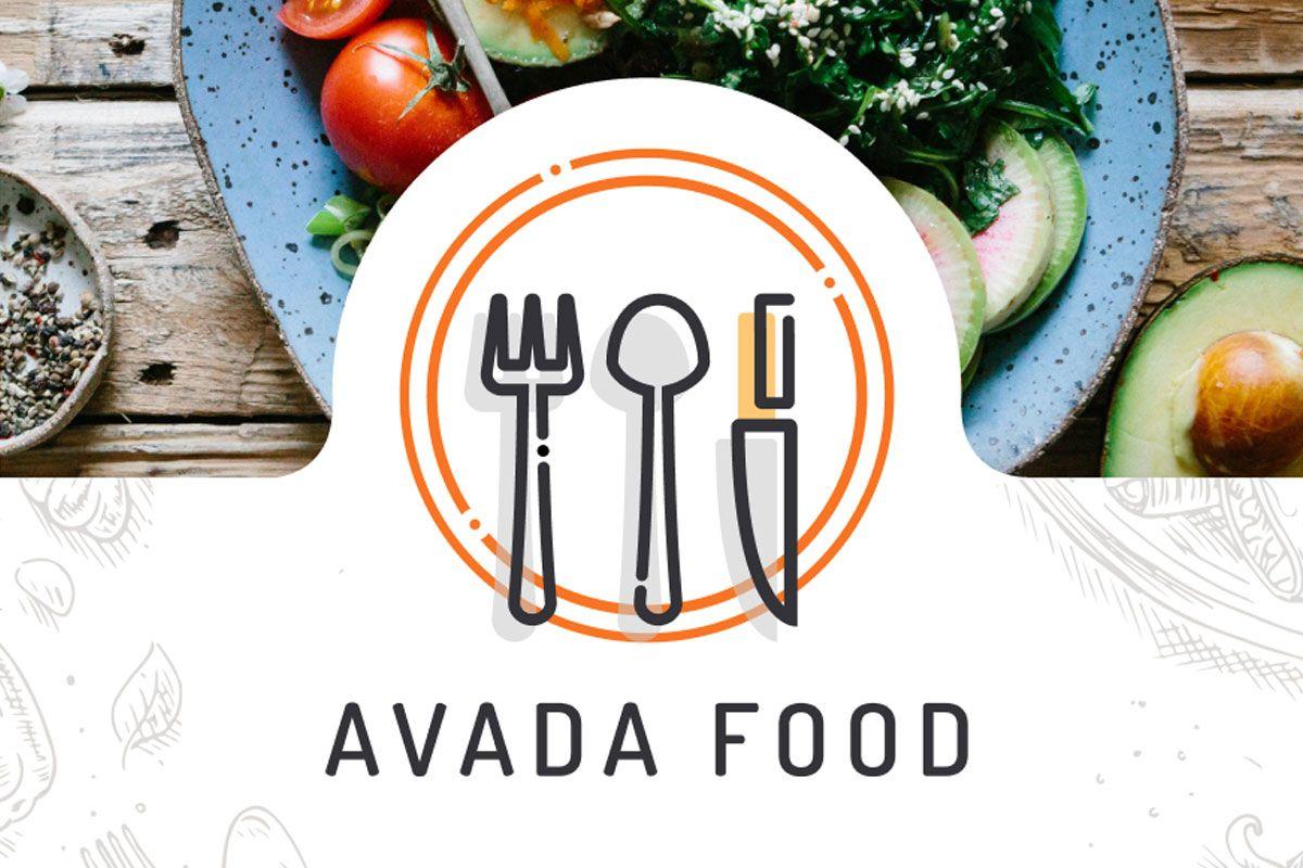 Avada Food Demo